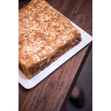 תמונה של עוגת מייפל וקפה