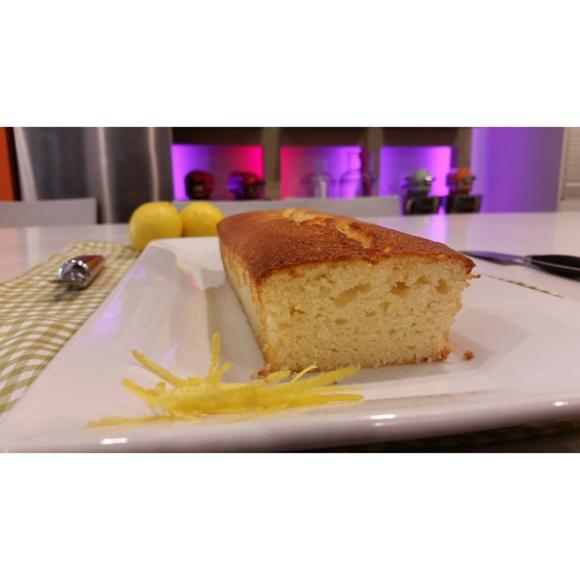 תמונה של עוגה לימונית
