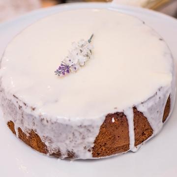 תמונה של עוגת דבש אוורירית