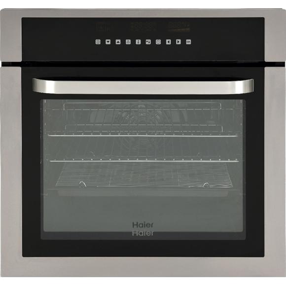 תמונה של תנור בנוי פירוליטי HAIER HOP8000SS