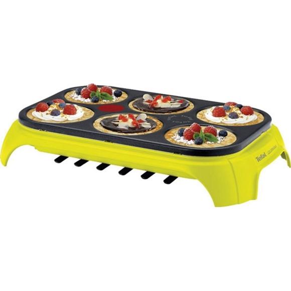 תמונה של מכין פנקייק  TEFAL  +  משקל למטבח MAGIMIX