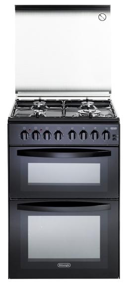 תמונה של תנור משולב גז דו תאי DELONGHI NDS1218