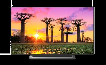 תמונה של מסך טלוויזיה 65' TOSHIBA T65U7950EE ANDROID TV